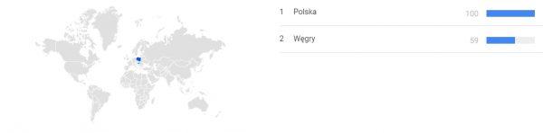Zainteresowanie Elżbietą Łokietkówną według państw. Nawet na Węgrzech Elżbieta Łokietkówna jest zupełnie niesłusznie zapomniana.