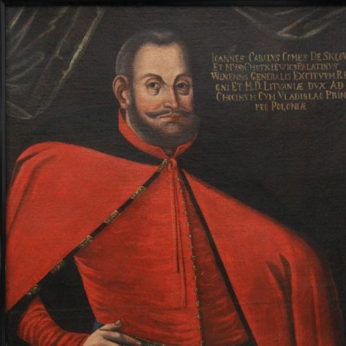 Jan Karol Chodkiewicz.