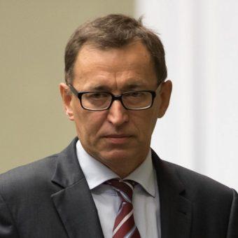 Jarosław Szarek prezes IPN. (zdjęcie opublikowane na licencji CC BY 2.0, autor: TharonXX)