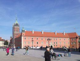 Zamek Królewski w Warszawie (fot. archiwum prywatne)