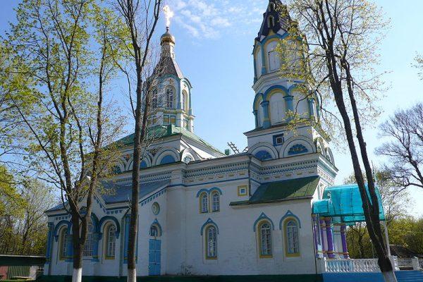 Pod koniec XIX wieku 60% mieszkańców Czarnobyla stanowili Żydzi. 33% było wyznania prawosławnego, katolików był niecały 1%.