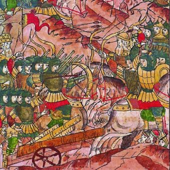 Bitwa nad Worsklą, 1399.