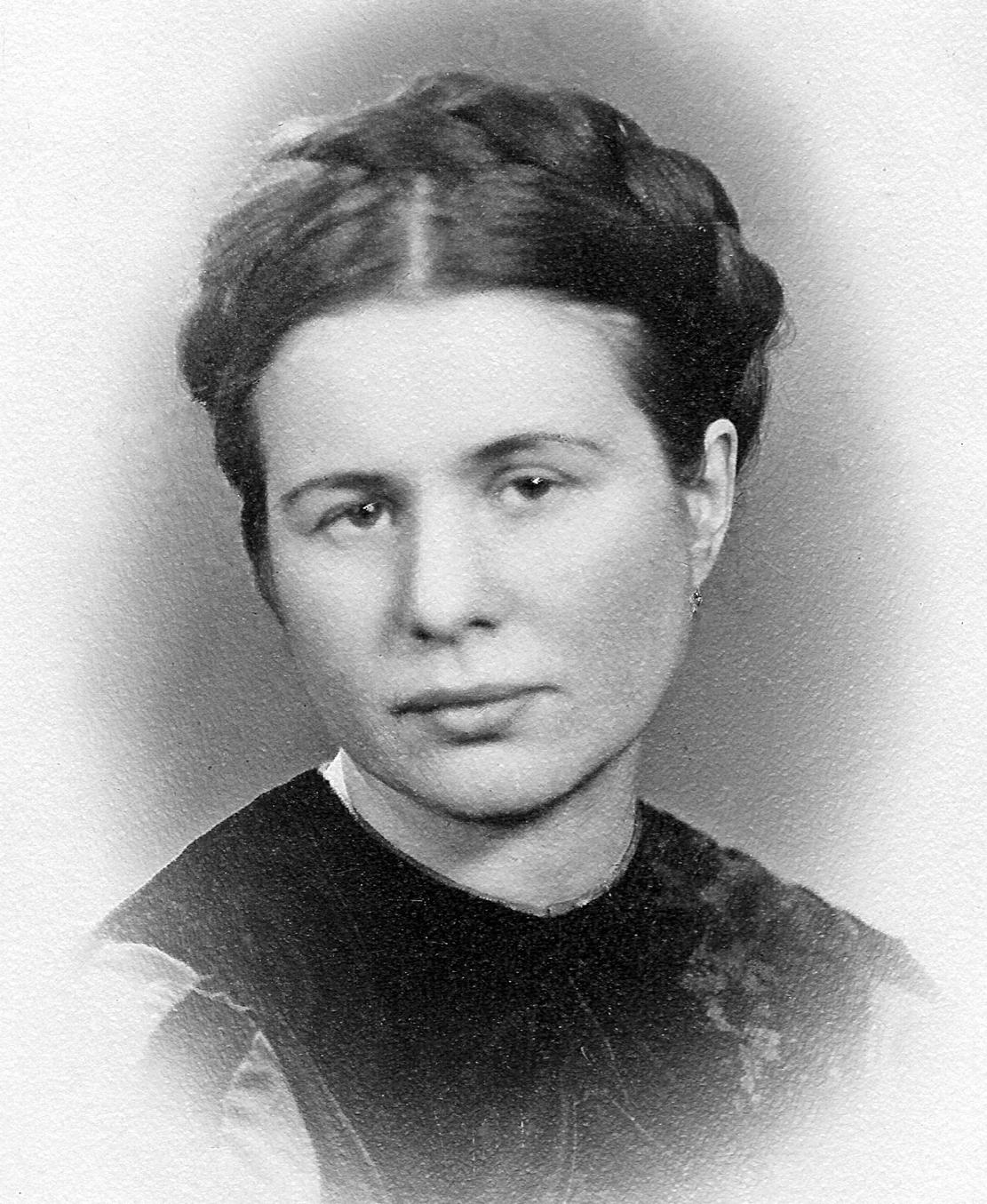 Irena Sendlerowa w 1942 roku.