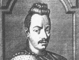 Jerzy II Rakoczy, który stał na czele siedmiogrodzkich wojsk.