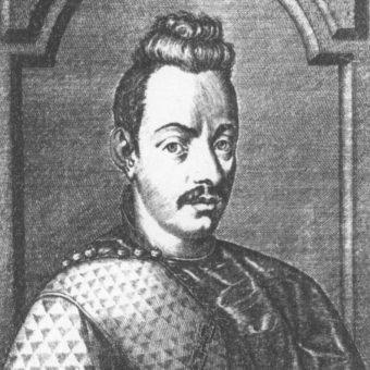 Jerzy II Rakoczy, który stał na czele siedmiogrodzkich wojsk, obleganych przez siły polsko-litewskie.