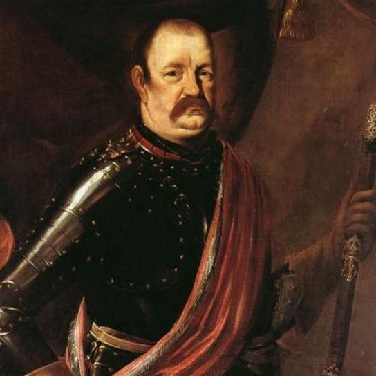 Portret Jerzego Lubomirskiego.