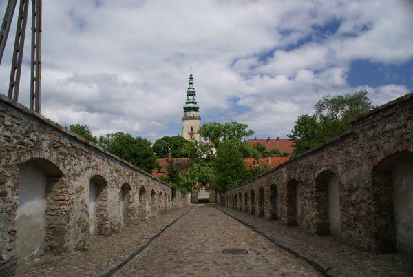 Klasztor Henrykowski. Stan obecny