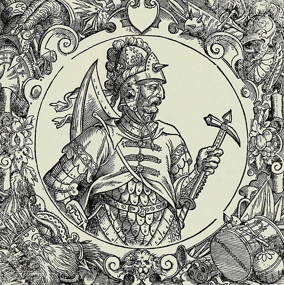 Litewski książę Witenes