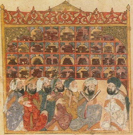 Bagdadzki Dom Mądrości budził podziw średniowiecznych podróżników. To tutaj przechowało się wiele dzieł starożytnych filozofów.