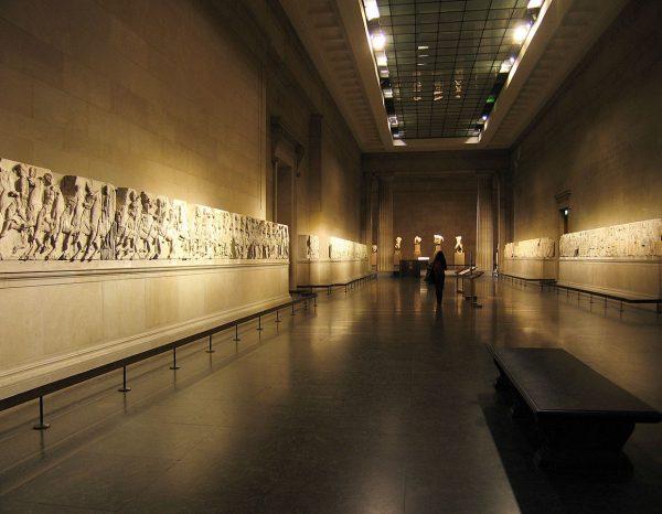 Marmury Elgina. Dziedzictwo kulturowe Brytyjczyków czy owoc zwyczajnego rabunku?