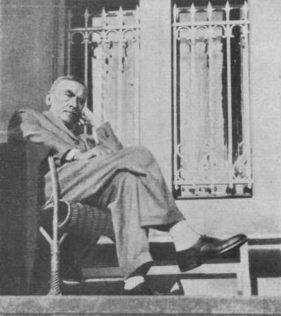 Roman Dmowski. Fotografia z 1936 roku.