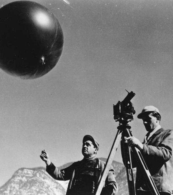 "Operacja ""Spotlight"" 1955. (fot. domena publiczna)"