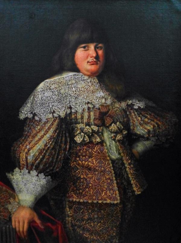 Władysław Dominik Zasławski-Ostrogski nie budził szacunku podkomendnych. (fot. domena publiczna)