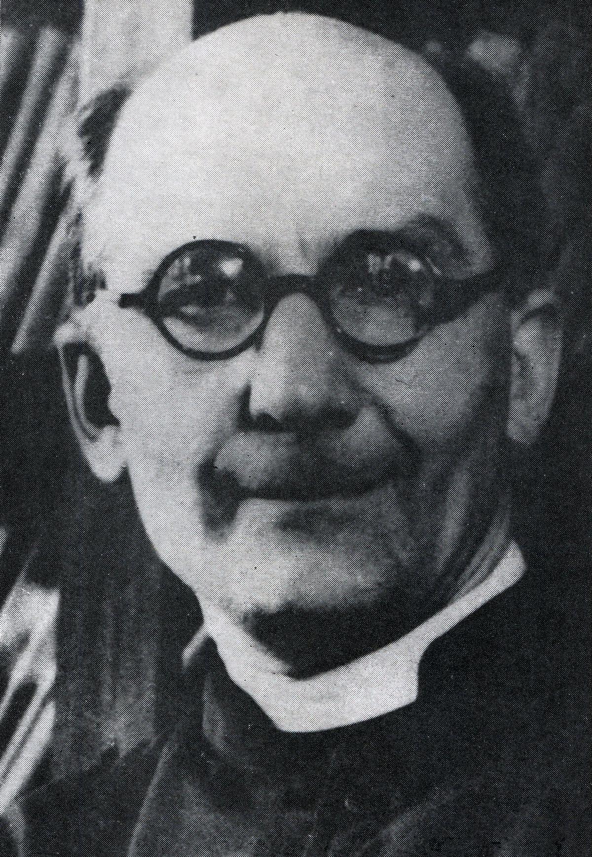 Ksiądz Władysław Korniłowicz, który udzielił Józefowi Piłsudskiemu ostatniego namaszczenia.