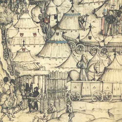 XV-wieczny tabor warowny