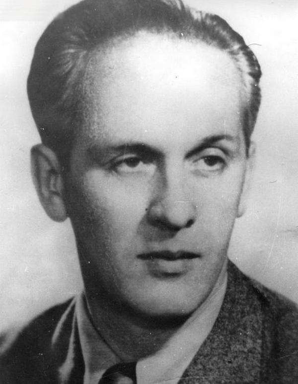 """Władysław Kochański ps. """"Bomba"""" vel """"Wujek"""". Zdjęcie pochodzi z książki """"AK 75. Brawurowe akcje Armii Krajowej""""."""