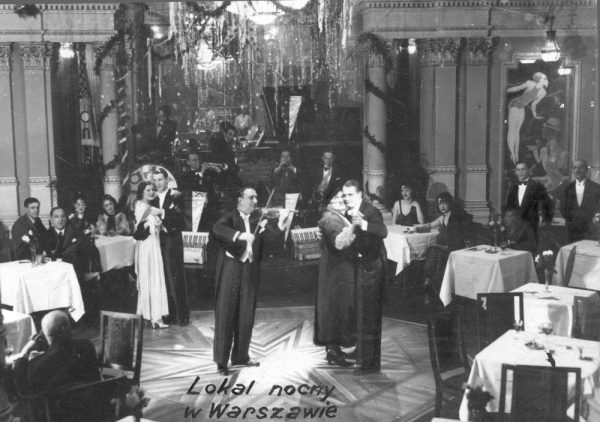 "Dancing w ""Oazie"". (Fot. domena publiczna)"