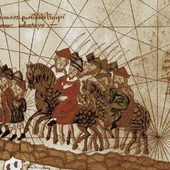 W średniowieczu niewielu śmiałków decydowało się na podróże poza Europę. Relacje tych, którzy się na to zdobyli, są bezcenne.