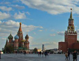 Plac Czerwony w Moskwie (fot. Uwe Brodrecht, lic. CC BY-SA 2.0)