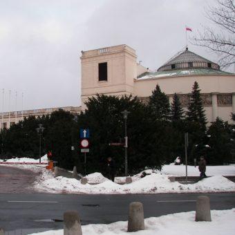 Sejm. (Piotr VaGla Waglowsk, domena publiczna)