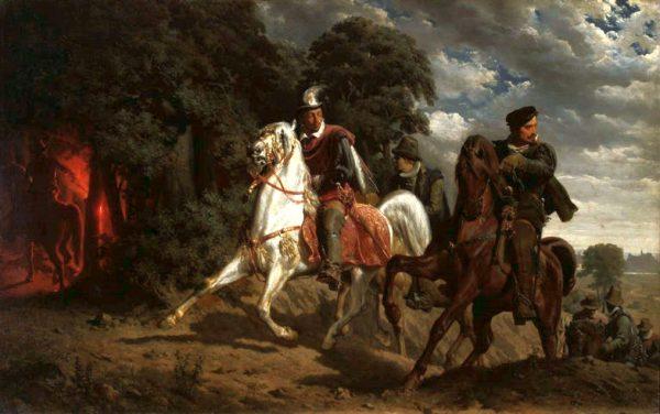 Henryk Walezy i tak miał już wkrótce zrejterować z Polski. Tym razem z własnej woli.