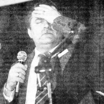 Niefortunna wypowiedź mogła przyprawiać Wałęsę o ból głowy.