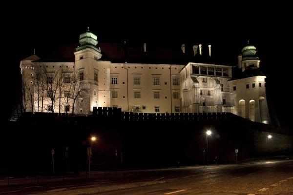 Wawel (fot. Andrzej Barabasz (Chepry), lic. CC BY-SA 3.0)