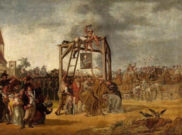 Stanisław August Poniatowski miał prawo się obawiać, że powstańcy nie ograniczą się do symbolicznych egzekucji.