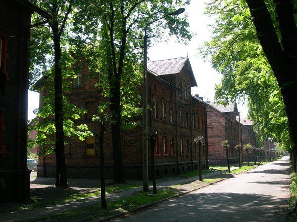Familok w Czerwionce, w którym dzieciństwo i młodość spędził Wilhelm Szewczyk.