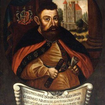Pisarz wielki litewski Aleksander Korwin Gosiewski