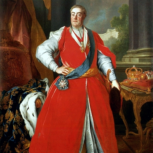 Portret króla Augusta III Wettyna w stroju polskim, Louis de Silvestre