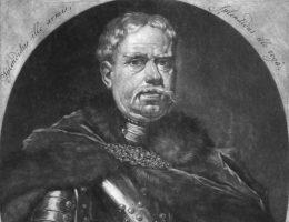 Franciszek Gałecki dowodził.