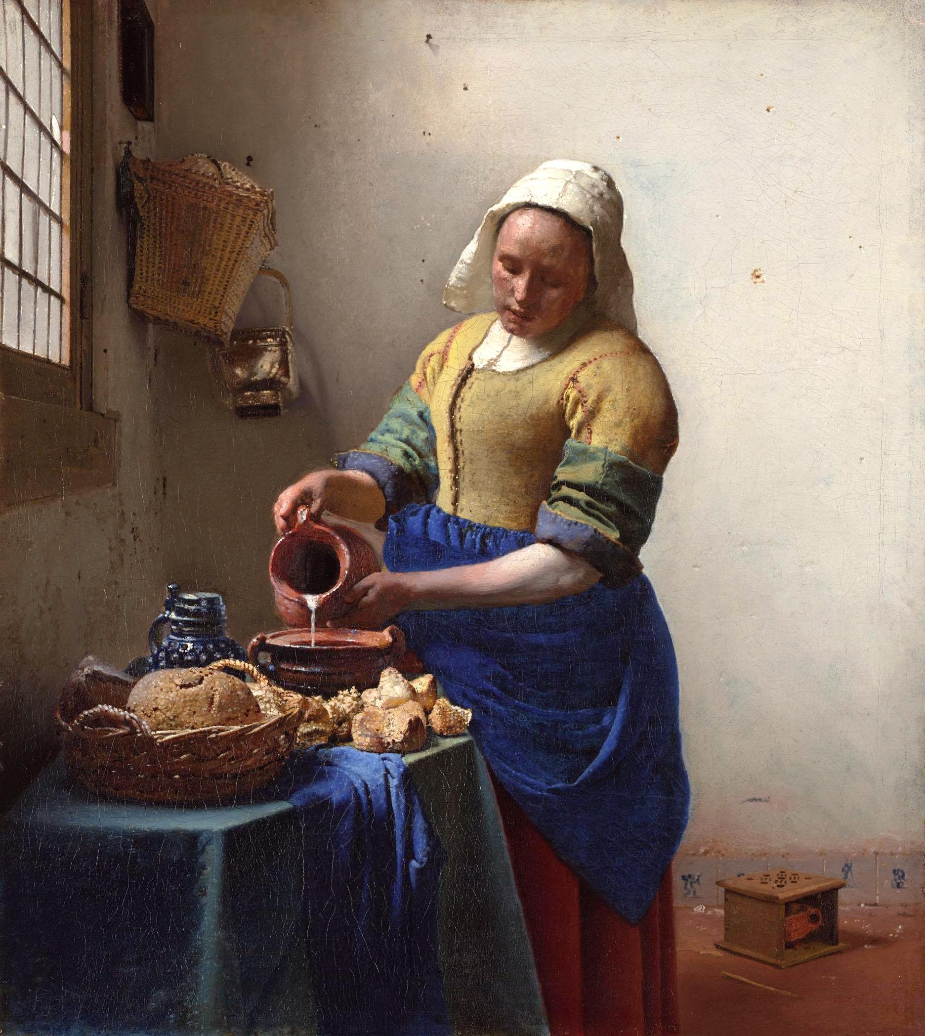 Holenderskie malarstwo przedstawia często prawdziwą idyllę. Ale czy rzeczywiście życie niższych klas było tak beztroskie, jak wynikałoby z obrazów Vermeera i innych mistrzów pędzla?