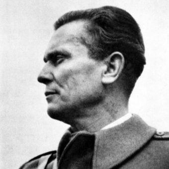 Josip Broz Tito (fot. Marxists Internet Archive)