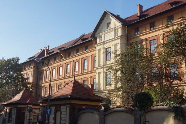 Na to, jak wielkie było zapotrzebowanie na pomoc dla ubogich, wskazuje sama skala domu pomocy społecznej ufundowanego przez Annę i Ludwika Helclów. Budynek jak na owe czasy był monumentalny.