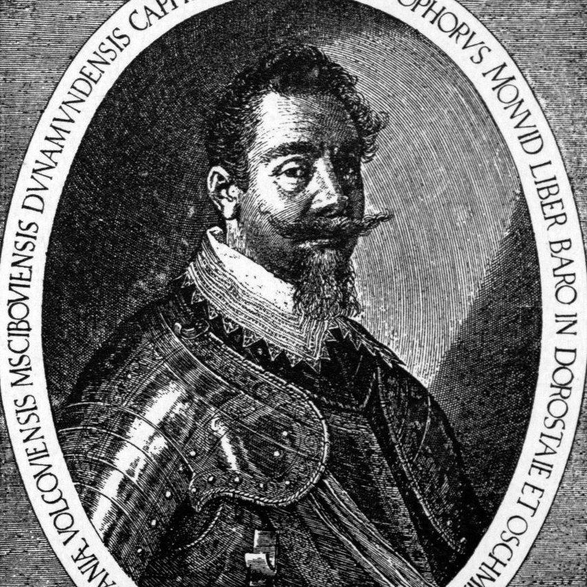 Oblężeniem Newla kierował młody dowódca, Krzysztof Dorohostajski.