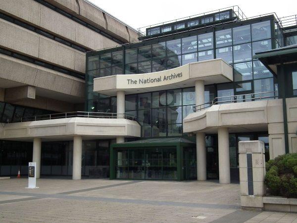 The National Archives (fot. The National Archives lic.CC BY 3.0)