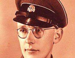 Oskar Gröning, księgowy z Auschwitz. (fot. domena publiczna)