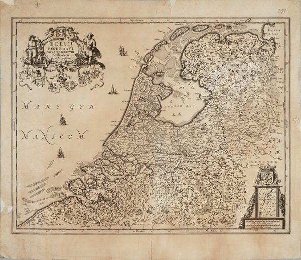 Republikę Zjednoczonych Prowincji Niderlandów utworzyło siedem północnych prowincji, zbuntowanych przeciwko hiszpańskiemu królowi. Choć niepodległość proklamowały już w 1588 roku, Hiszpania uznała ją dopiero w połowie XVII wieku.