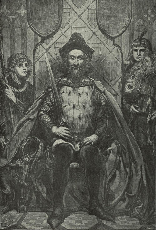 Władysław Opolczyk w wyobrażeniu Jana Matejki