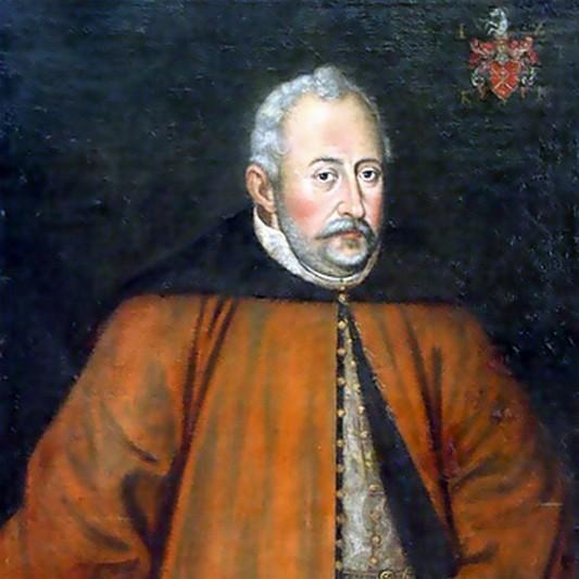 Jan Zamoyski obronił oblężony Kraków. Obraz Jana Szwankowskiego z 1602 roku.