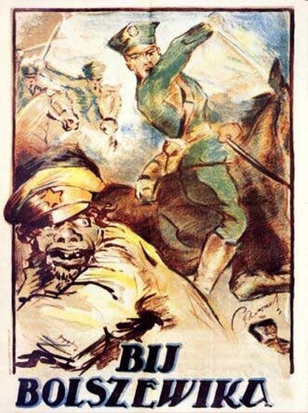 Piłsudski nie przejmując się niczym wygłaszał słabo zawoalowane groźby. Bić opozycję jak bolszewików? Sami się przecież prosili (fot. domena publiczna).