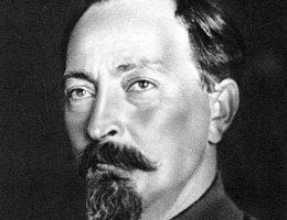 Wątpliwą zasługą Polaka, Feliksa Dzierżyńskiego, było stworzenie sowieckiego aparatu bezpieczeństwa, który siał postrach długo po jego śmierci. (fot. domena publiczna)