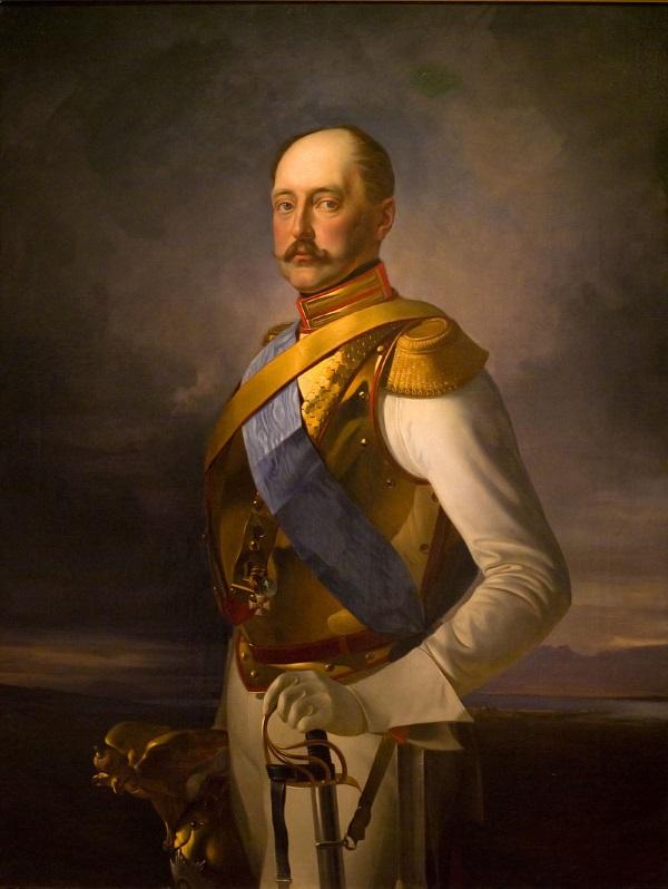 W rzeczywistości chodziło o innego Mikołaja - Mikołaja I Romanowa, rosyjskiego cara. (Fot. domena publiczna)