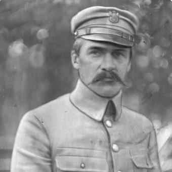 Józef Piłsudski (fot. domena publiczna)