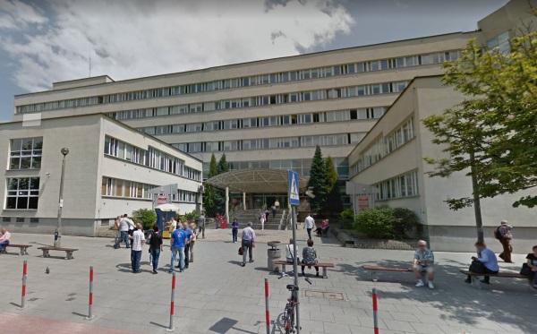 qSąd Okręgowy w Krakowie (fot. Google Street View)