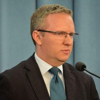 Krzysztof Szczerski. (fot. Adrian Grycuk, lic. CA-SA 3.0).