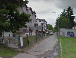 Ul. Józefa Chmiela w Ursusie. (fot. Google Street View)