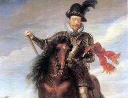 Zygmunt III Waza (fot. domena publiczna).