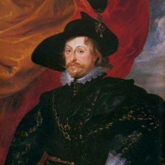 Władysław IV Waza, syn Zygmunta III Wazy, z łatwością pokonał jednego kontrkandydata do tronu polskiego, Gustawa II Adolfa.